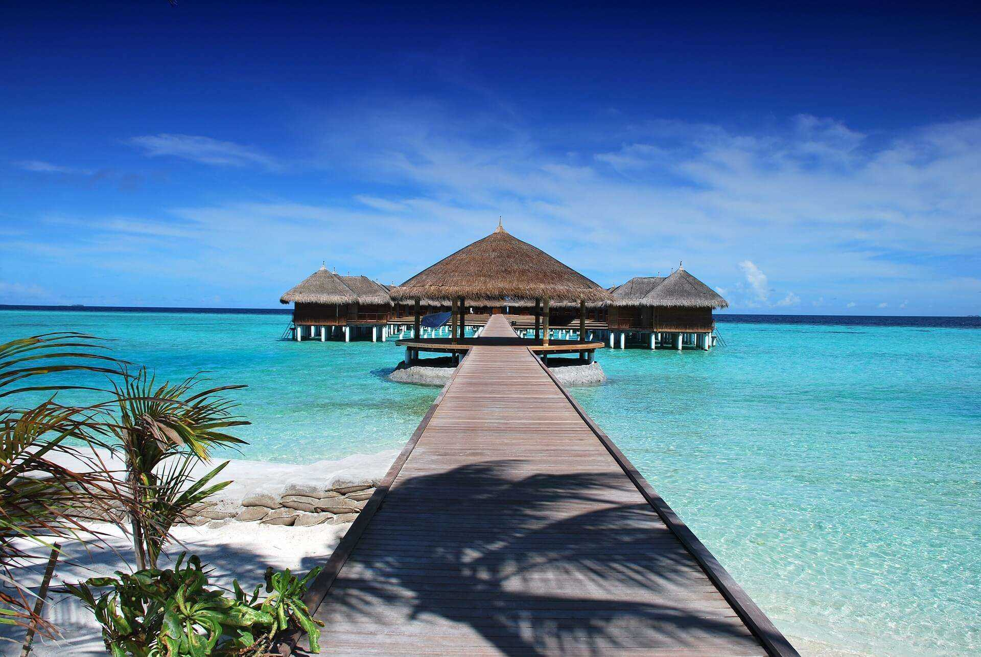 Direktflüge nach Male (Malediven)