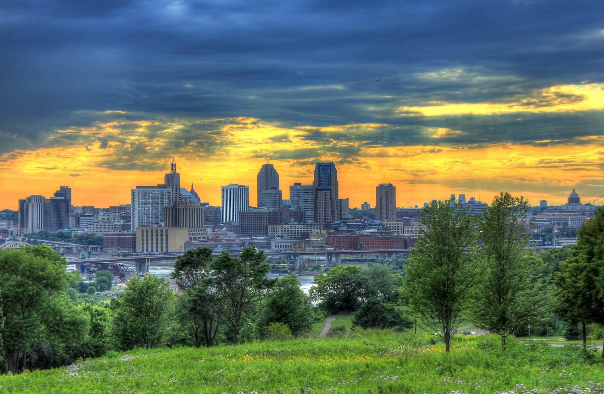 Direktflüge und Billigflüge nach Minneapolis
