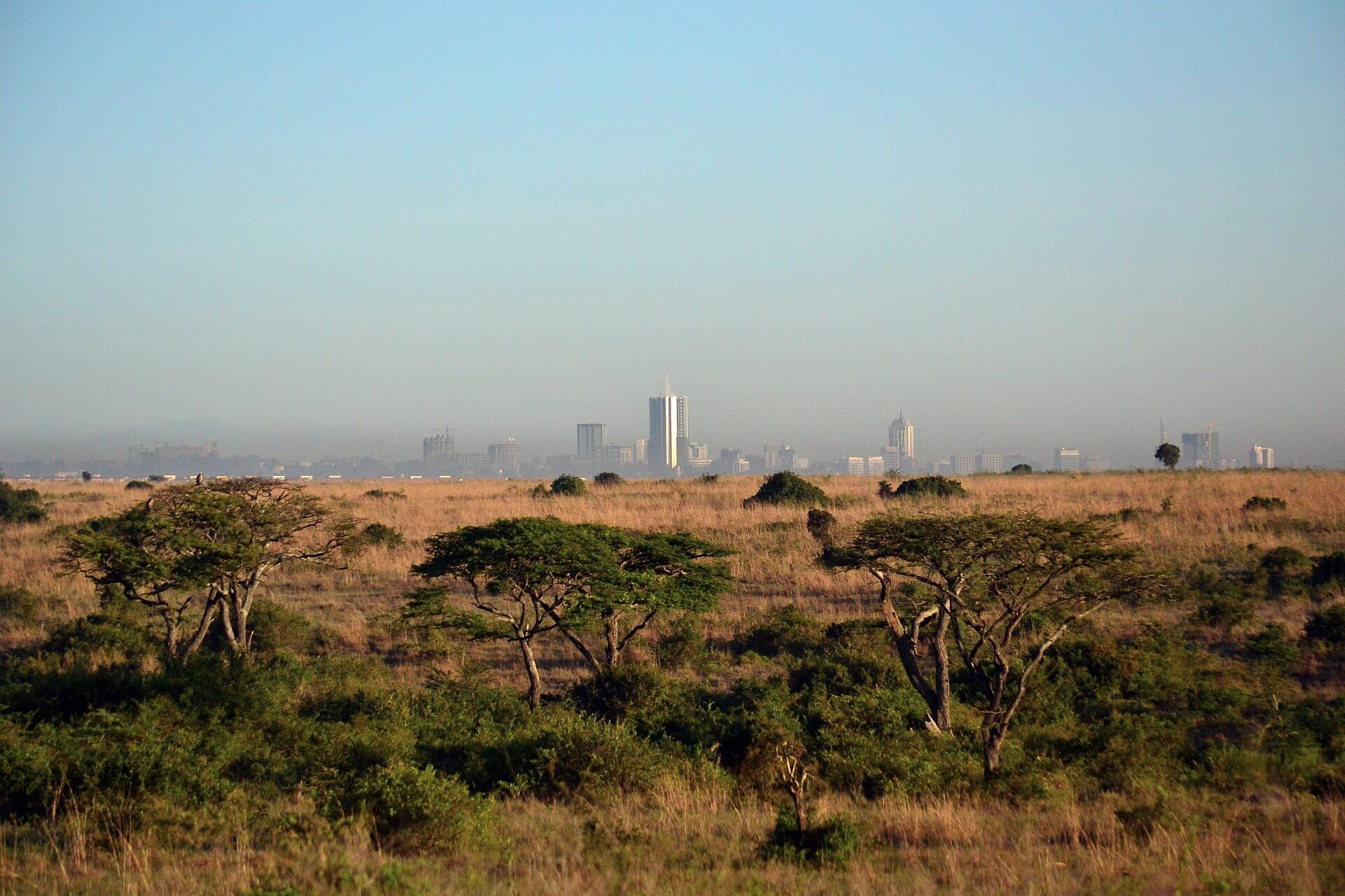 Direktflüge und Billigflüge ab Frankfurt nach Nairobi