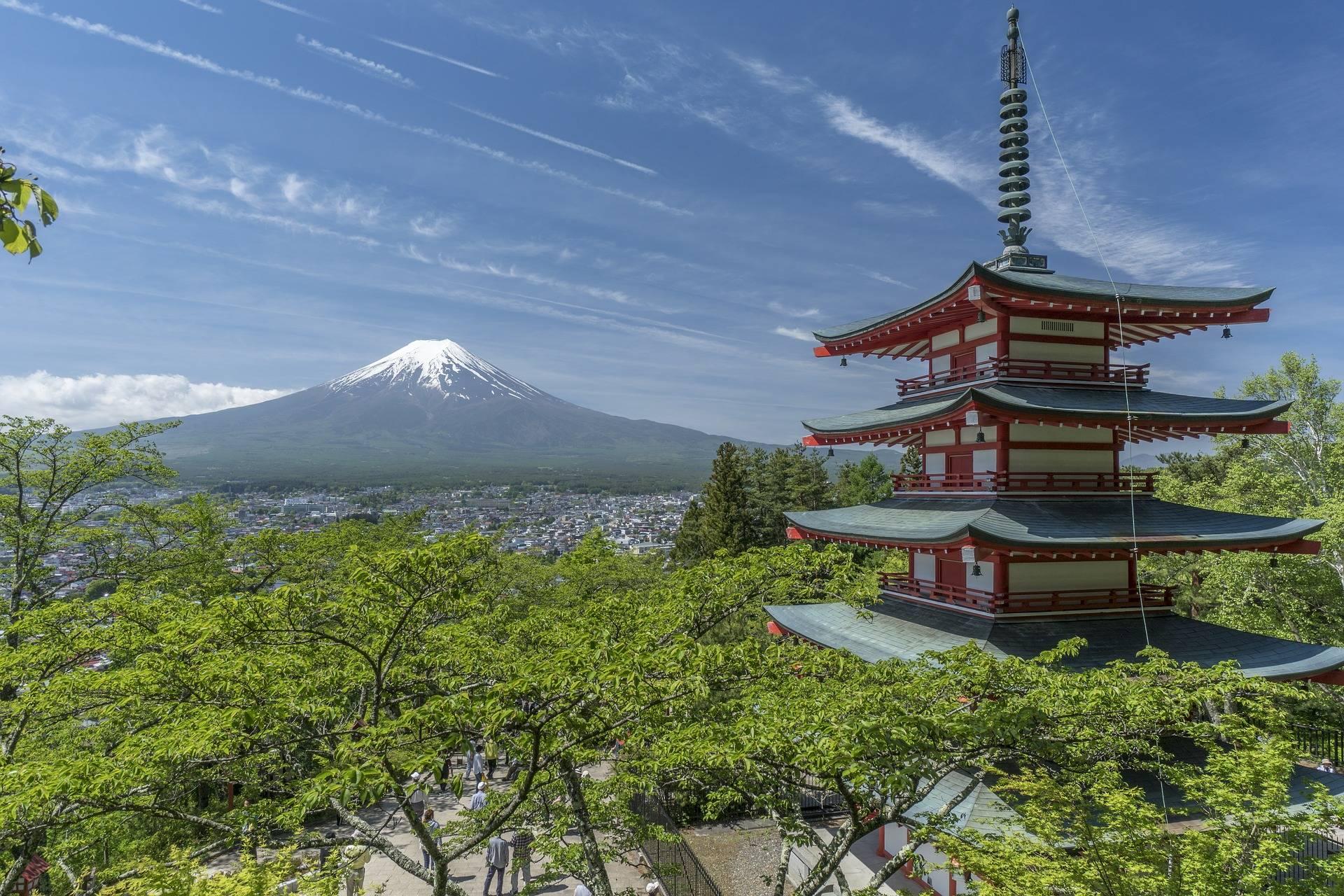 Direktflüge und Billigflüge ab Frankfurt nach Tokio Narita