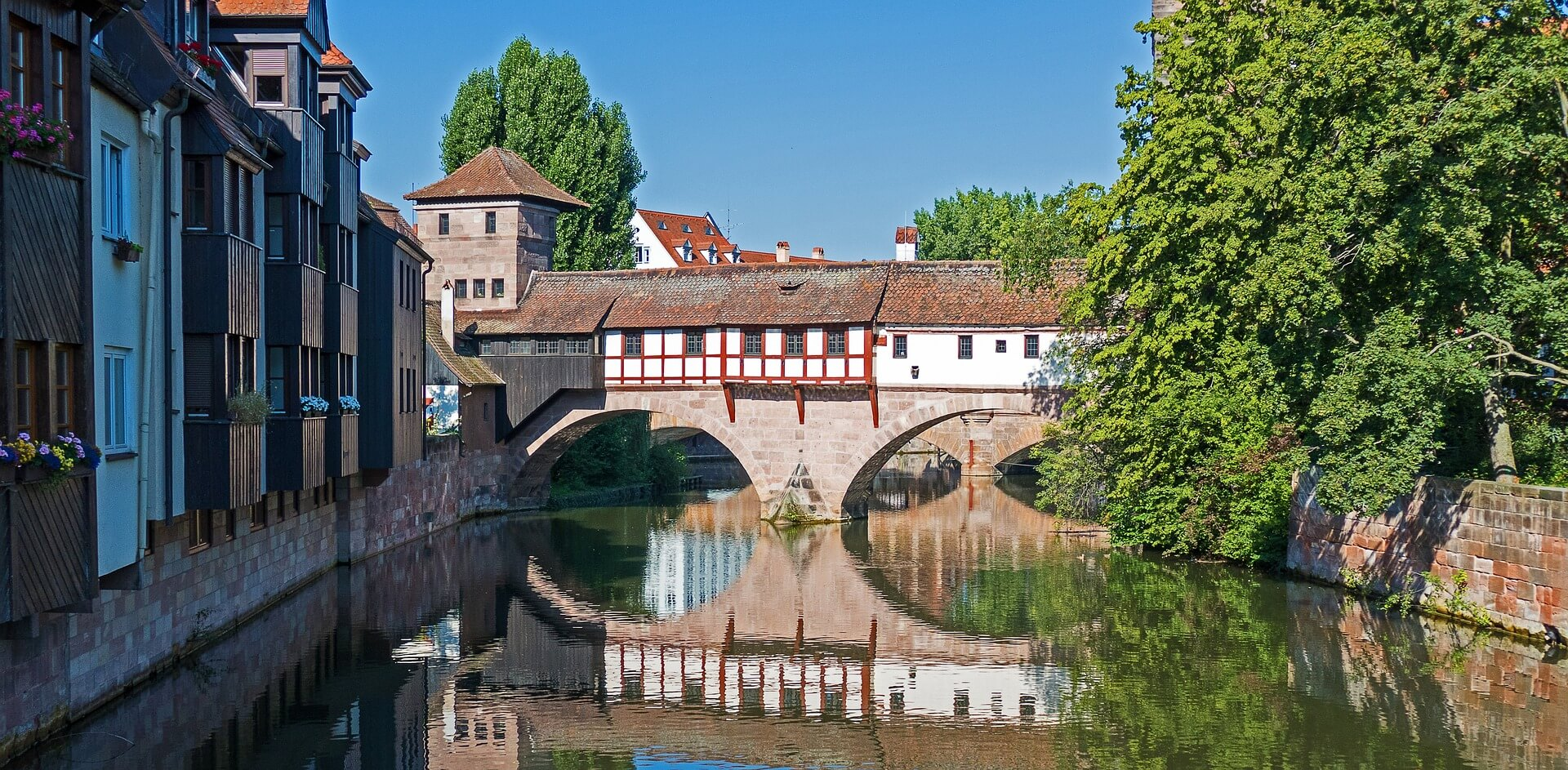 Direktflüge und Billigflüge ab Frankfurt nach Nürnberg