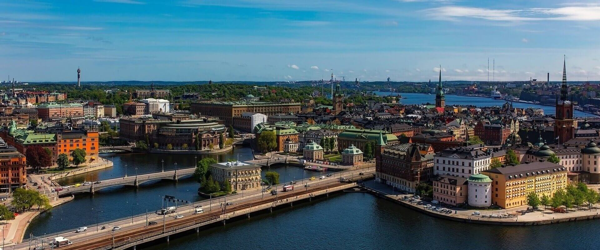 Direktflüge und Billigflüge ab Memmingen nach Stockholm-Skavsta