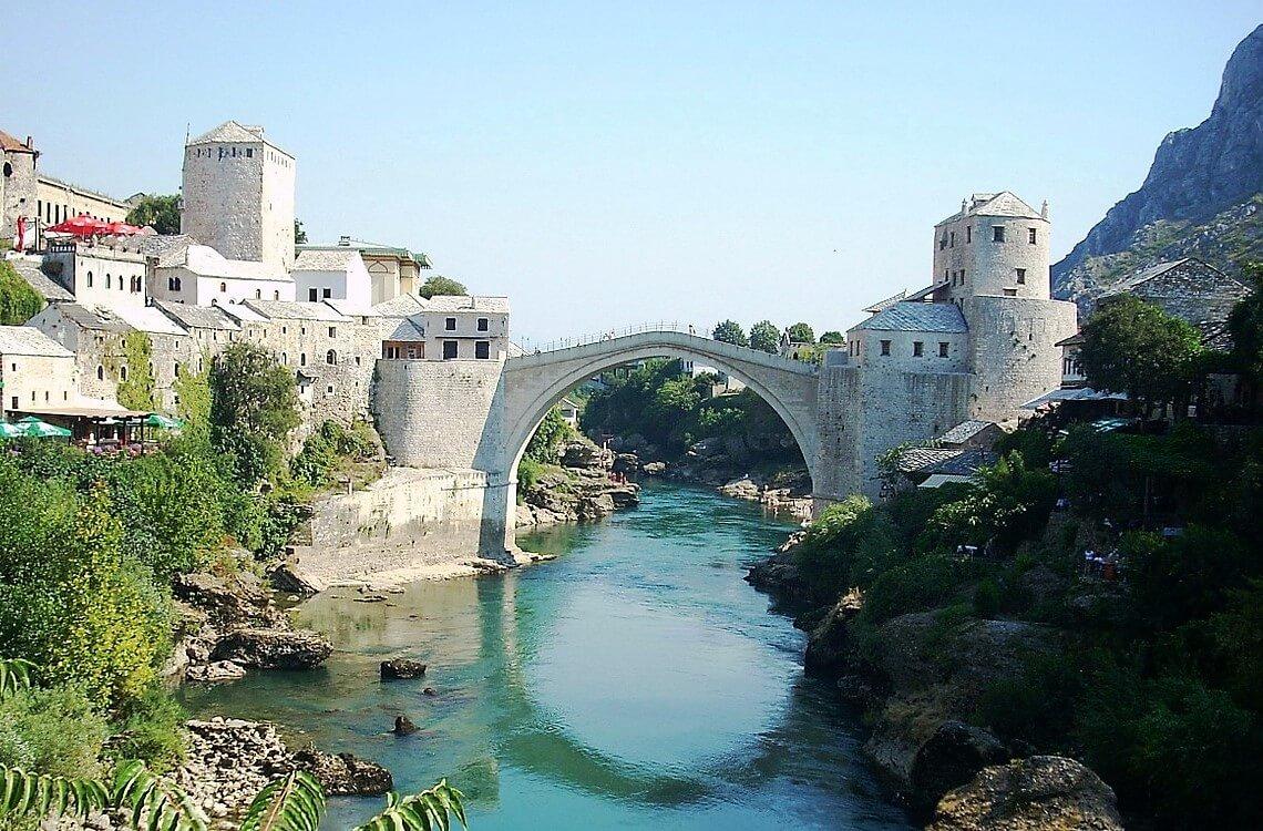 Direktflüge und Billigflüge ab Stuttgart nach Mostar
