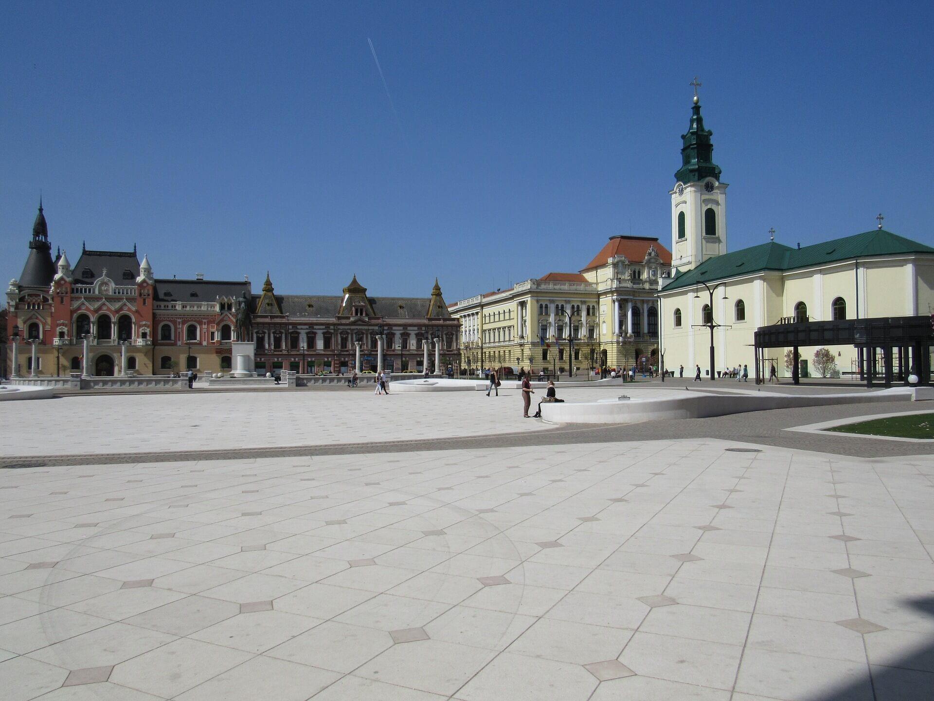 Direktflüge und Billigflüge nach Oradea
