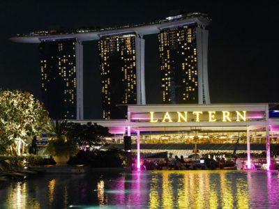 Lantern Bar Fullerton Bay Hotel Singapur