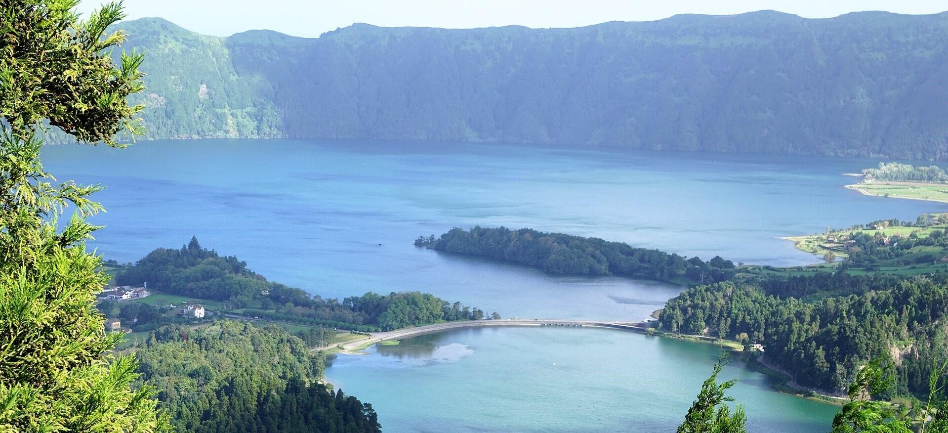 Direktflüge und Billigflüge ab Frankfurt nach Ponta Delgada (Azoren)