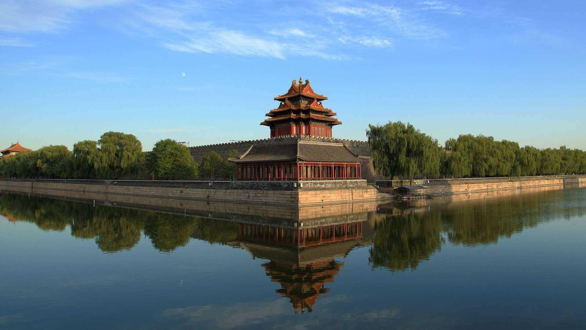 Direktflüge und Billigflüge ab Frankfurt nach Peking