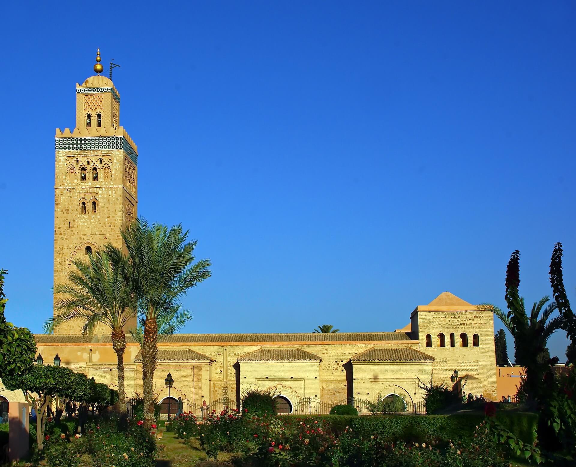Direktflüge und Billigflüge ab Weeze nach Marrakesch