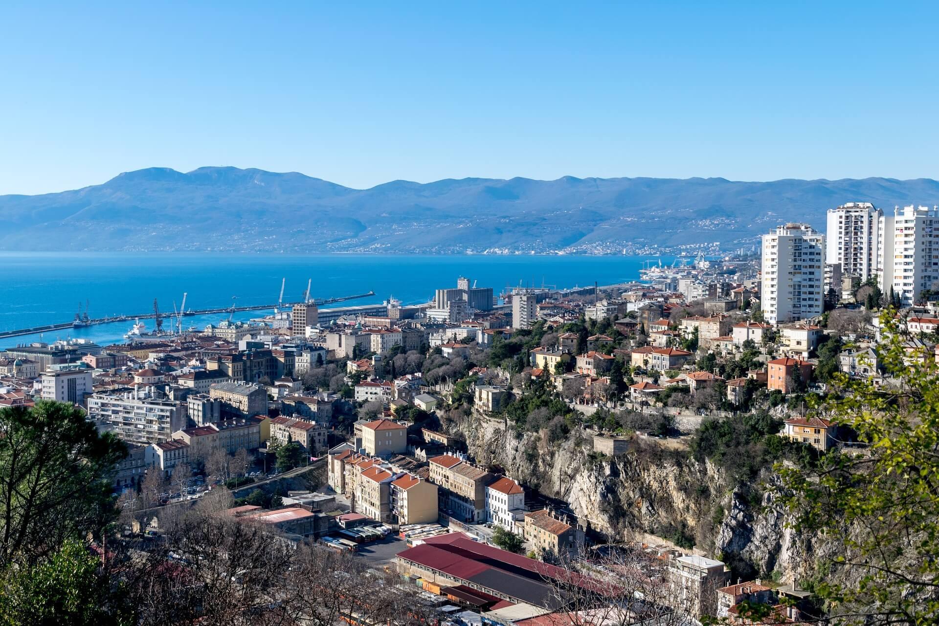 Direktflüge und Billigflüge ab Stuttgart nach Rijeka