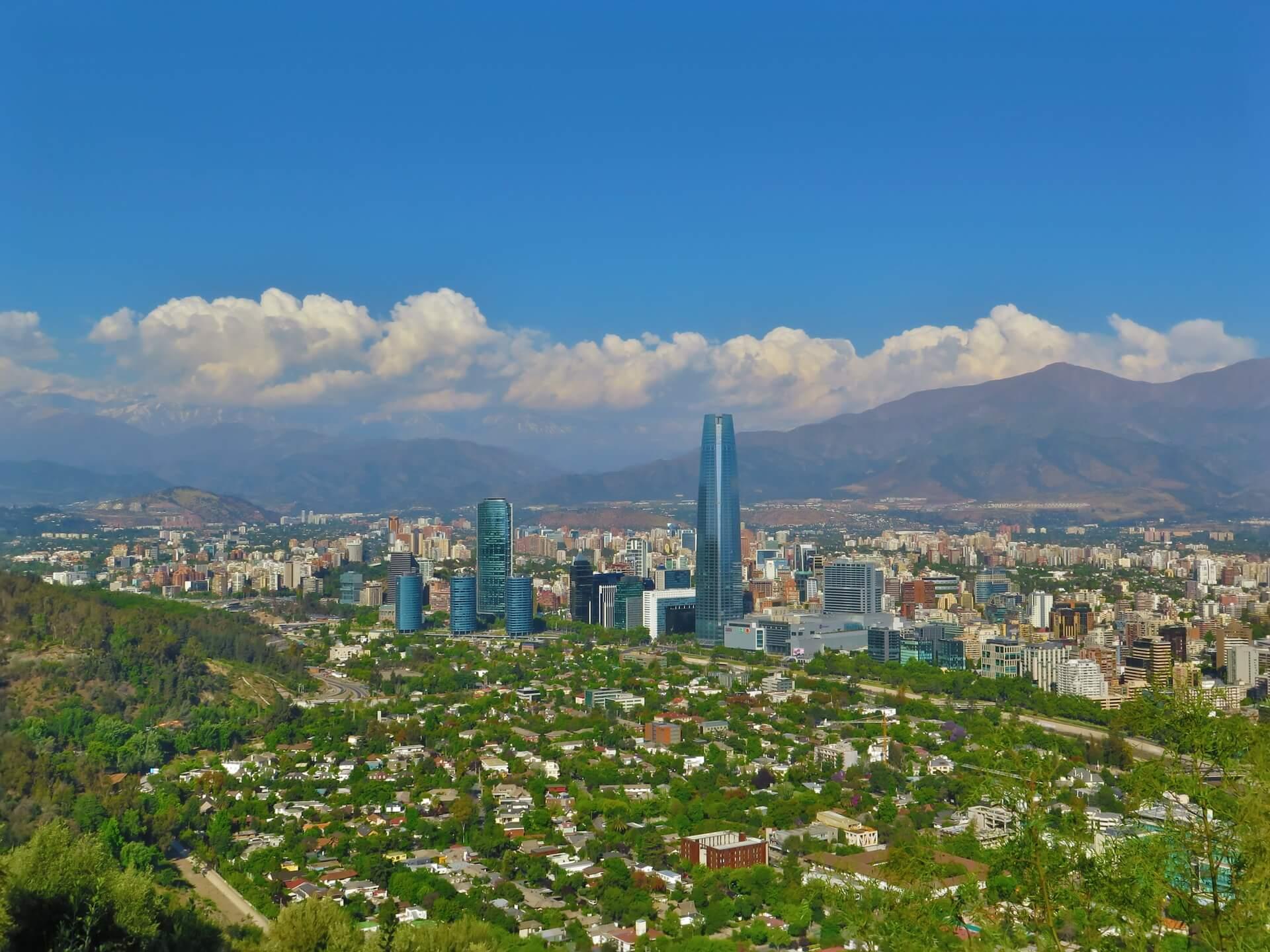 Direktflüge und Billigflüge nach Santiago de Chile