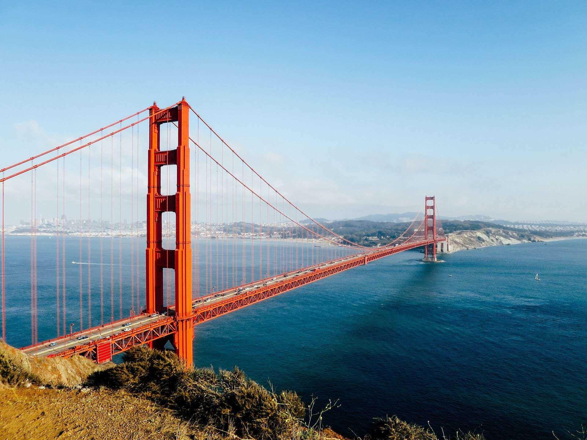 Direktflüge und Billigflüge nach San Francisco