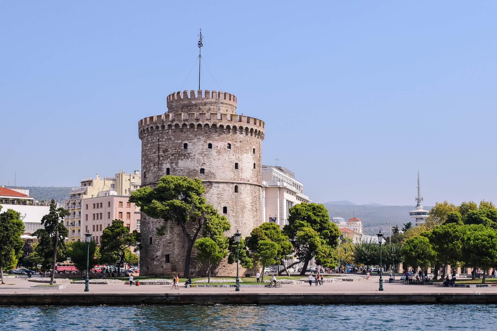 Direktflüge und Billigflüge ab Dortmund nach Thessaloniki