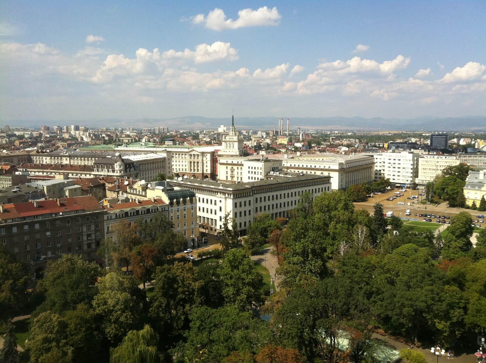 Direktflüge und Billigflüge nach Sofia