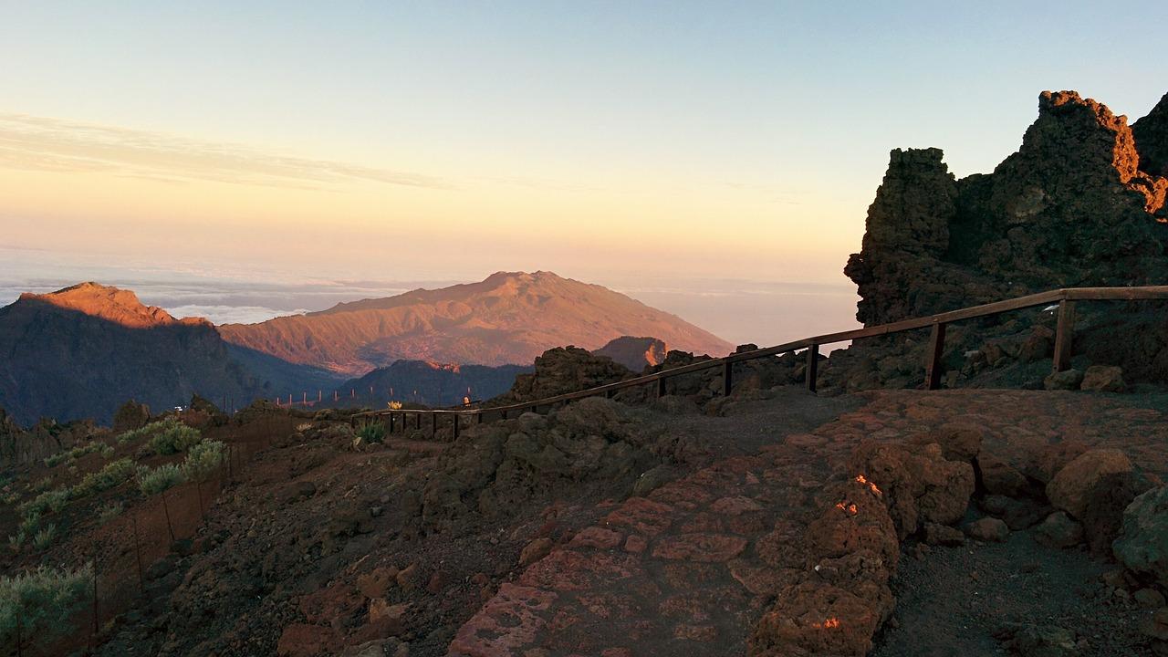 Direktflüge und Billigflüge nach La Palma