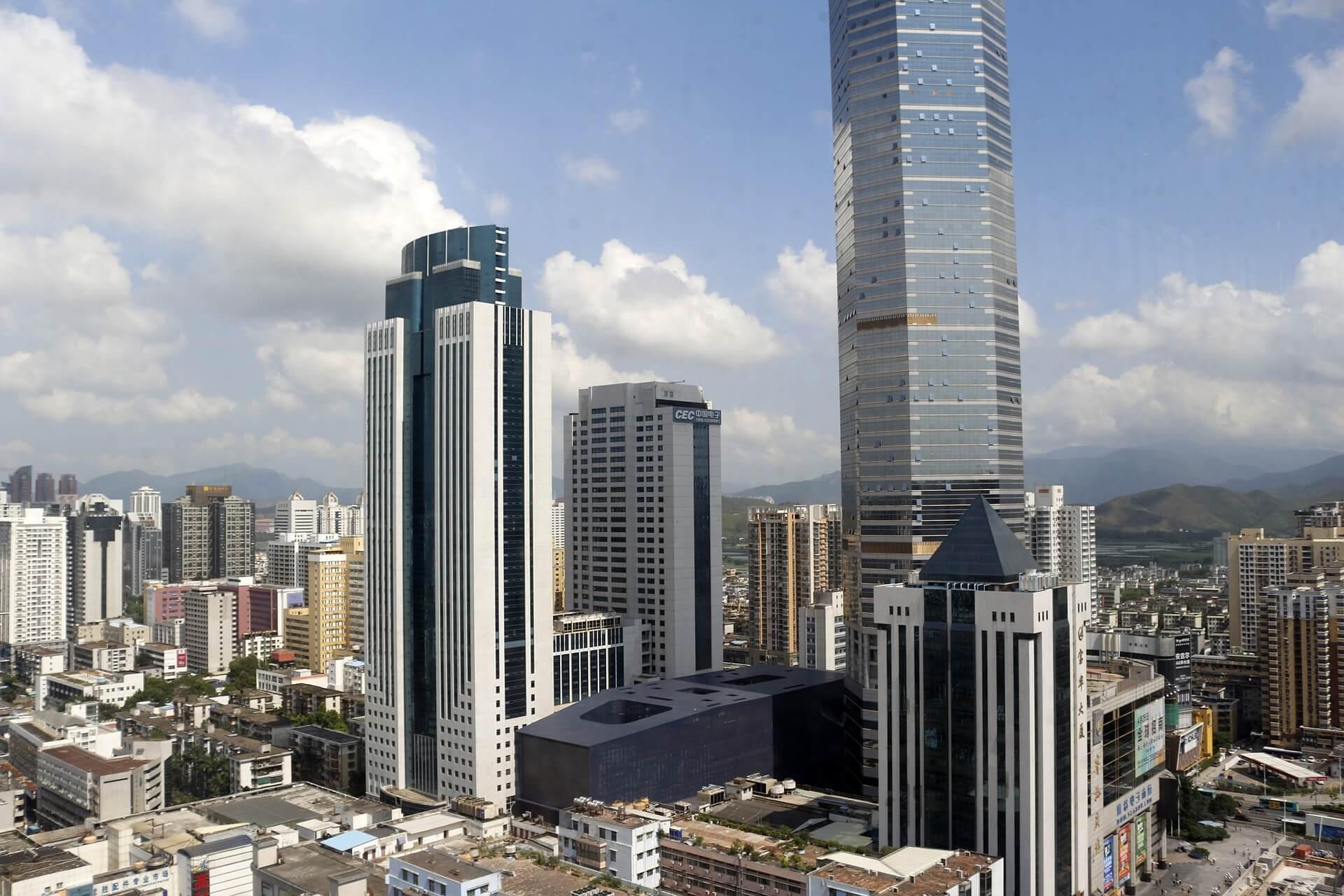 Direktflüge und Billigflüge ab Frankfurt nach Shenzhen