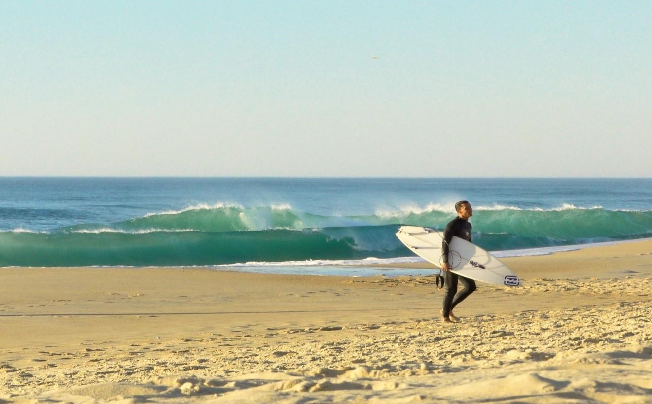 Die französische Atlantikküste – Eintauchen in Europas Surf-Szene