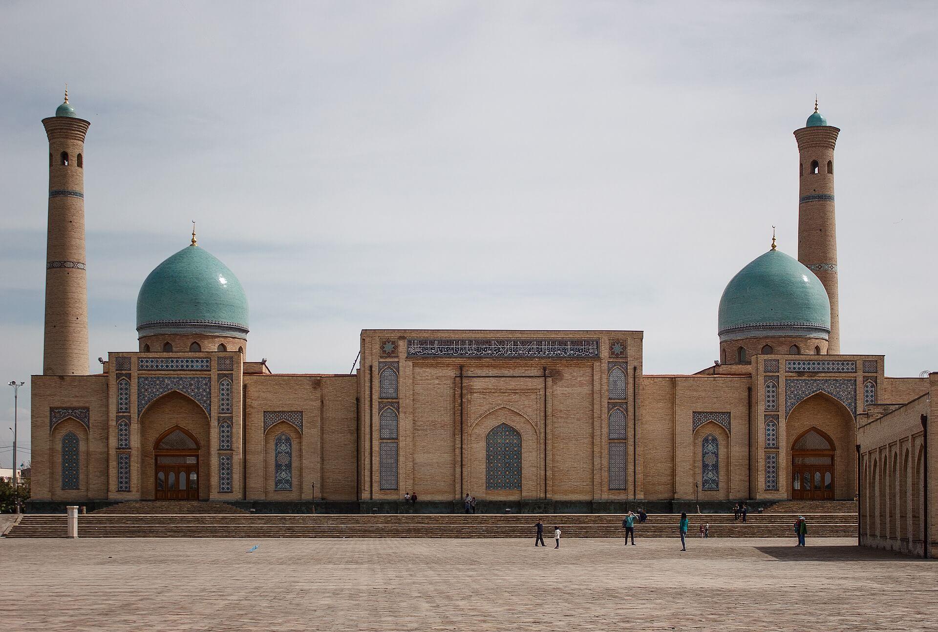 Direktflüge und Billigflüge ab Frankfurt nach Taschkent