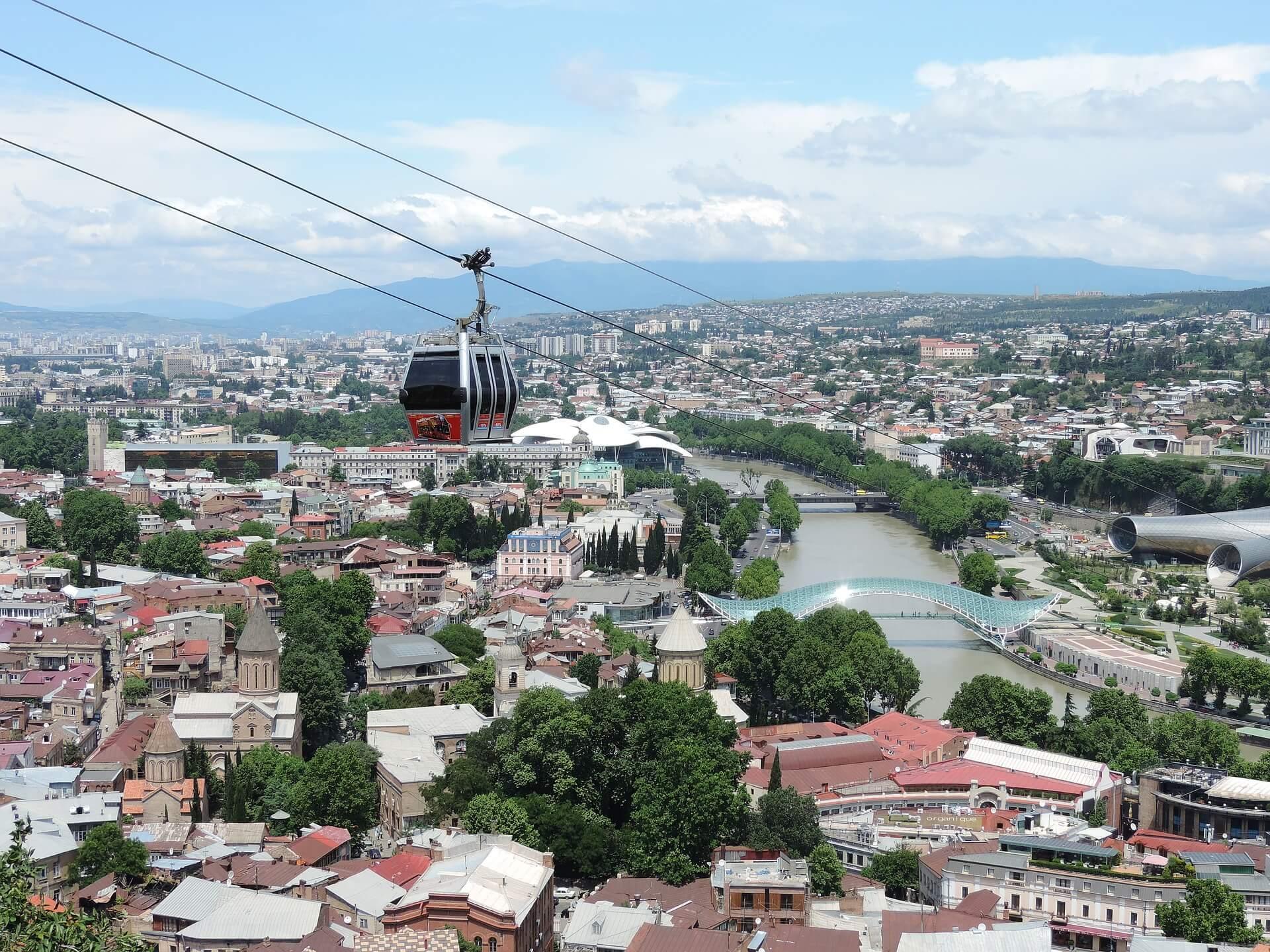 Direktflüge und Billigflüge ab Wien nach Tbilisi