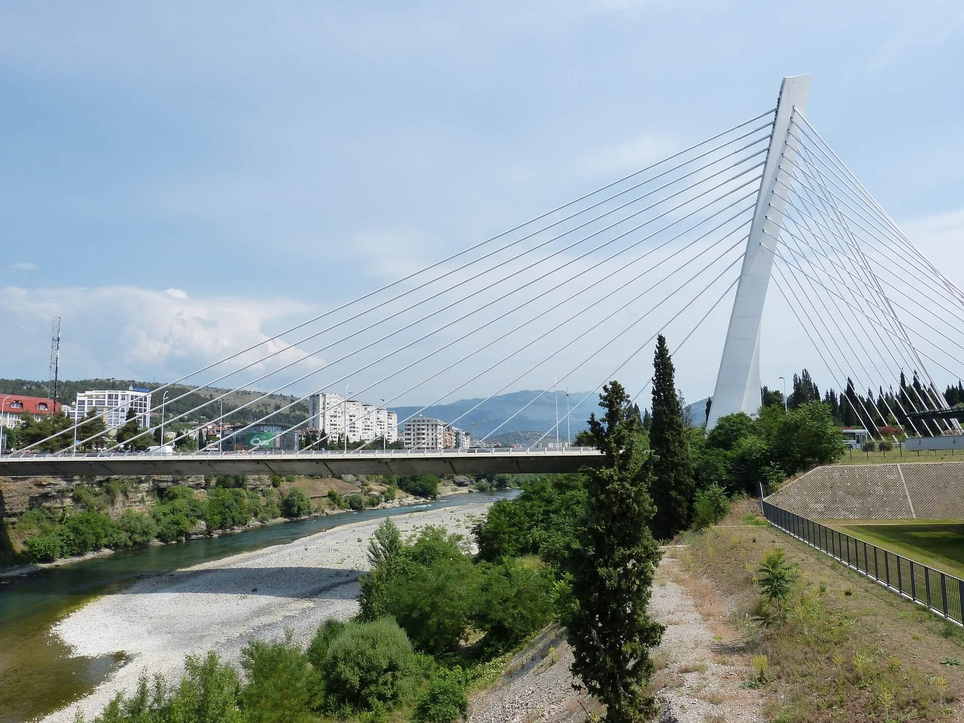 Direktflüge und Billigflüge ab Wien nach Podgorica