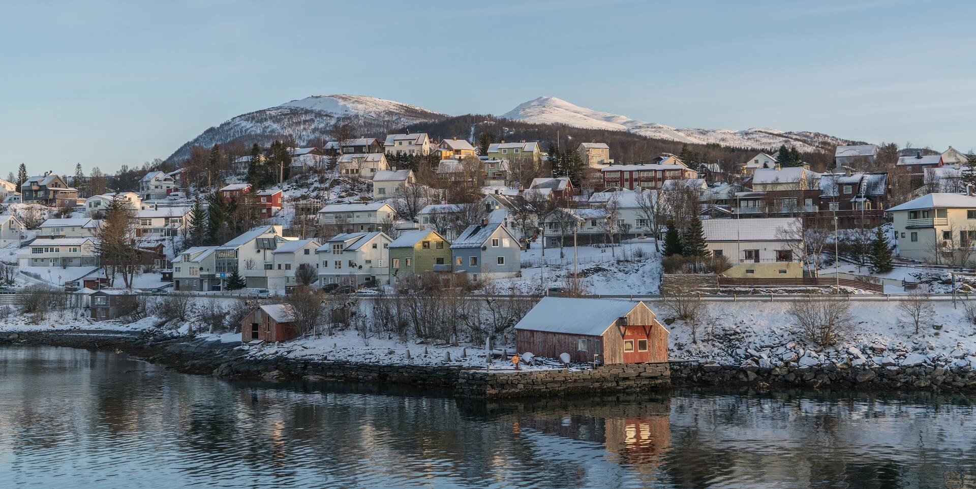 Direktflüge und Billigflüge ab München nach Tromso