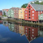 Billige Direktflüge nach Trondheim