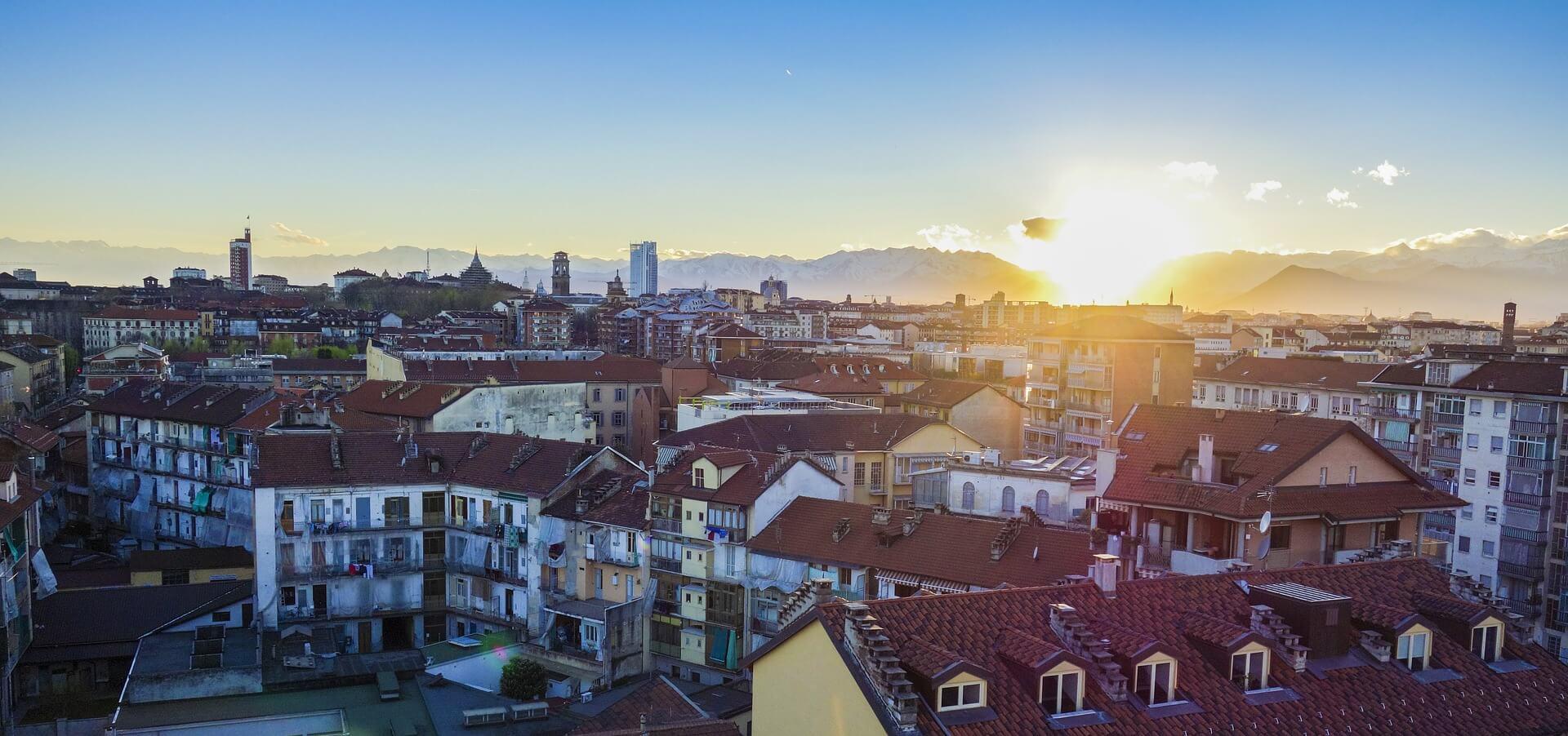Direktflüge und Billigflüge ab Frankfurt nach Turin