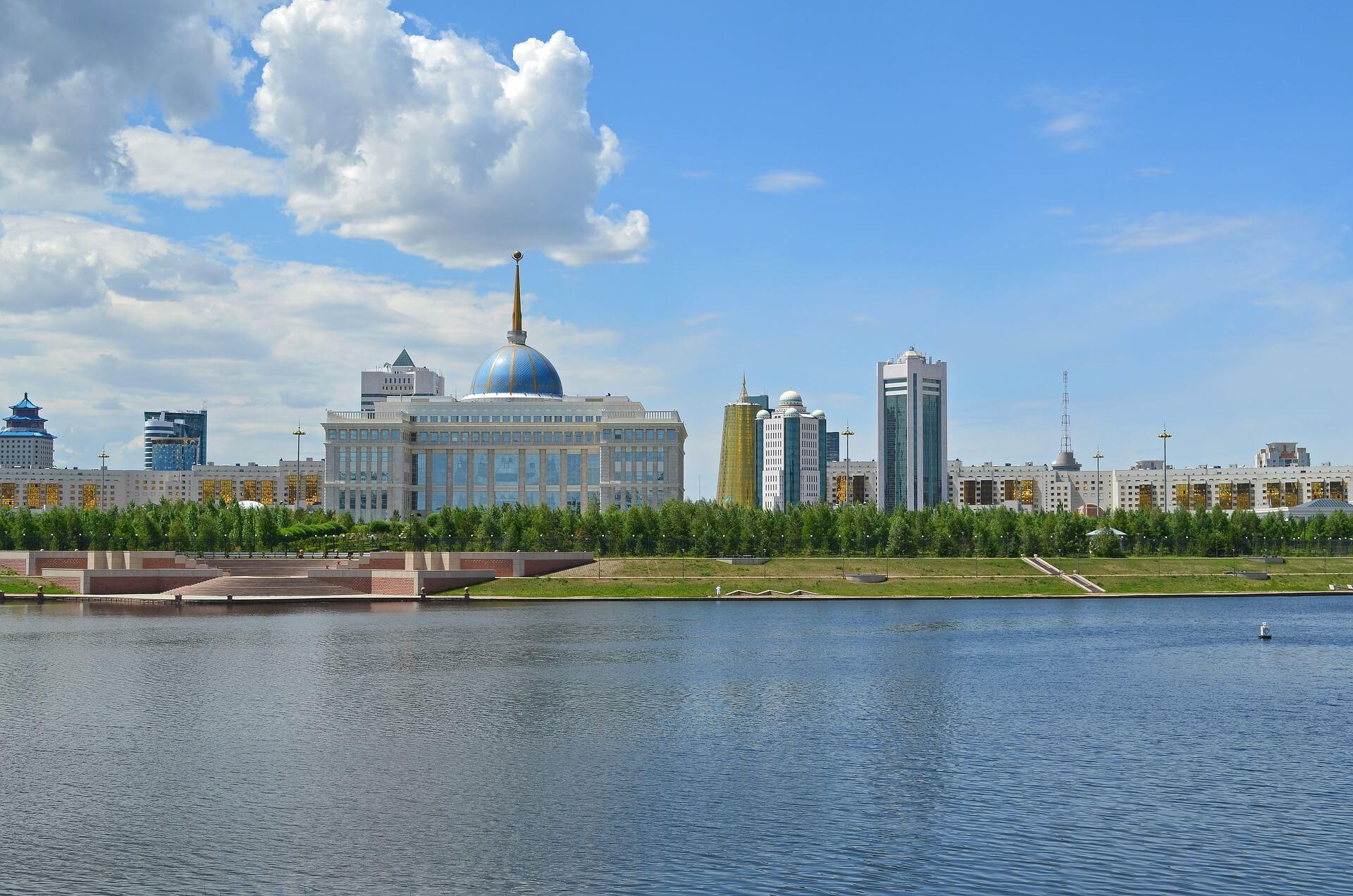 Direktflüge und Billigflüge ab Frankfurt nach Astana