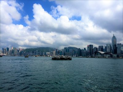 Victoria Harbour Star Ferry
