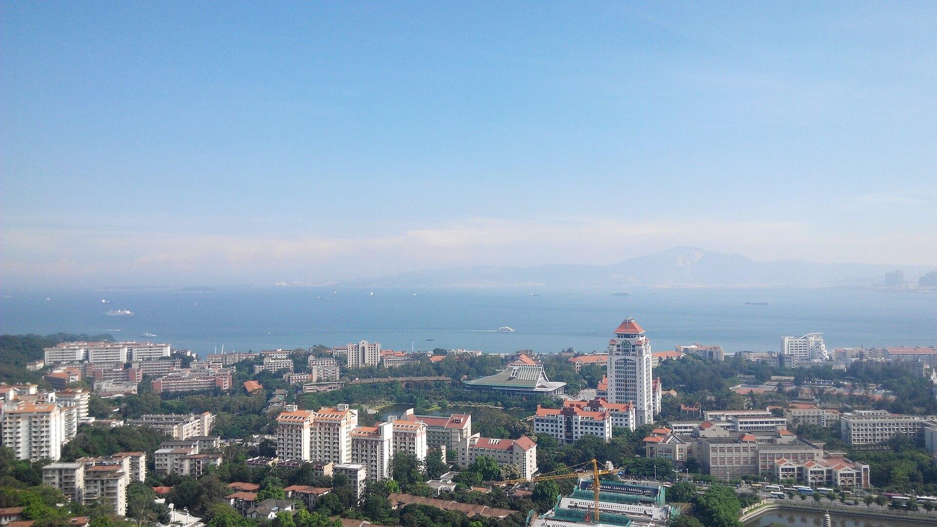 Direktflüge und Billigflüge nach Xiamen