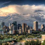 Billige Direktflüge nach Edmonton