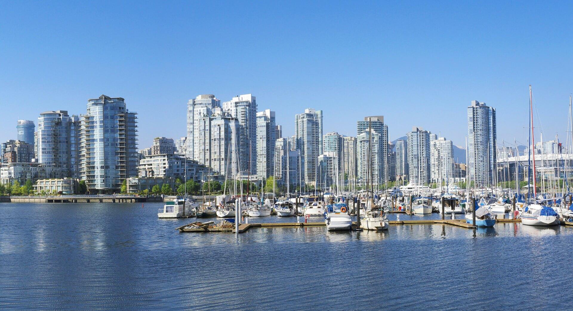Direktflüge nach Vancouver