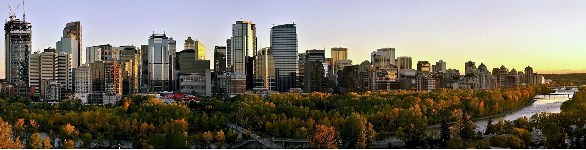 Direktflüge und Billigflüge ab Frankfurt nach Calgary
