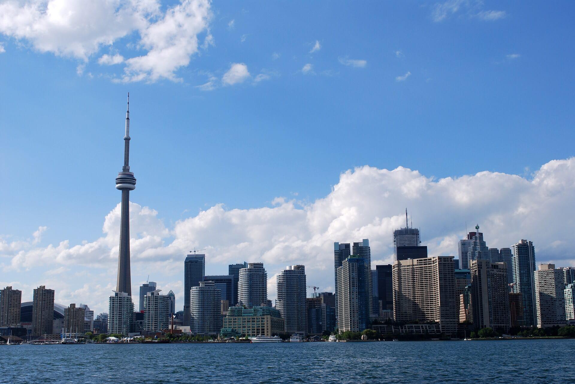 Direktflüge und Billigflüge ab Frankfurt nach Toronto