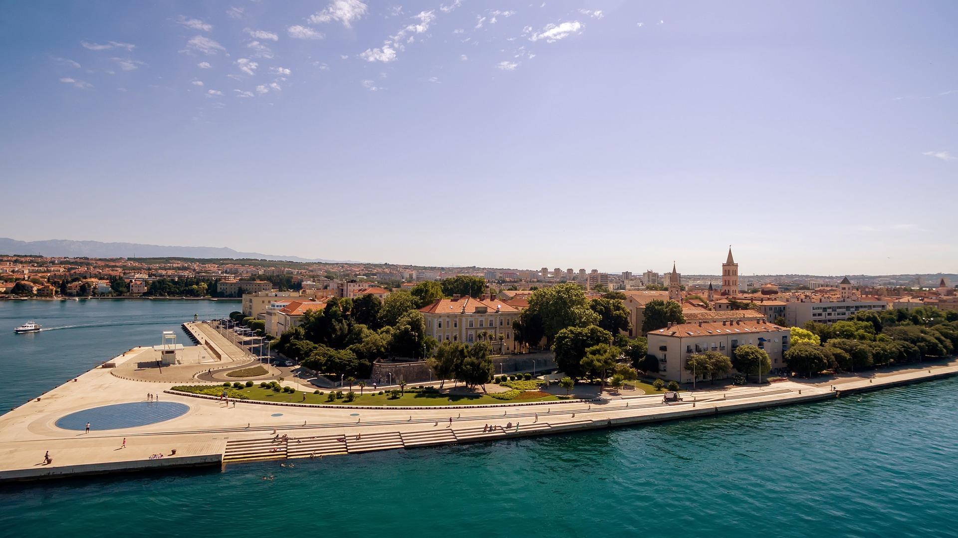 Direktflüge und Billigflüge ab Wien nach Zadar