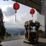 Zhinan Tempel Taipeh Ausblick