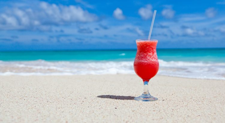 Strandurlaub in der Karibik