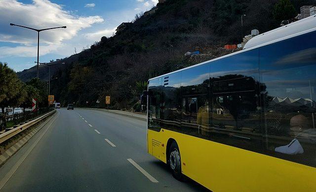 Öffentliche Verkehrsmittel Urlaub